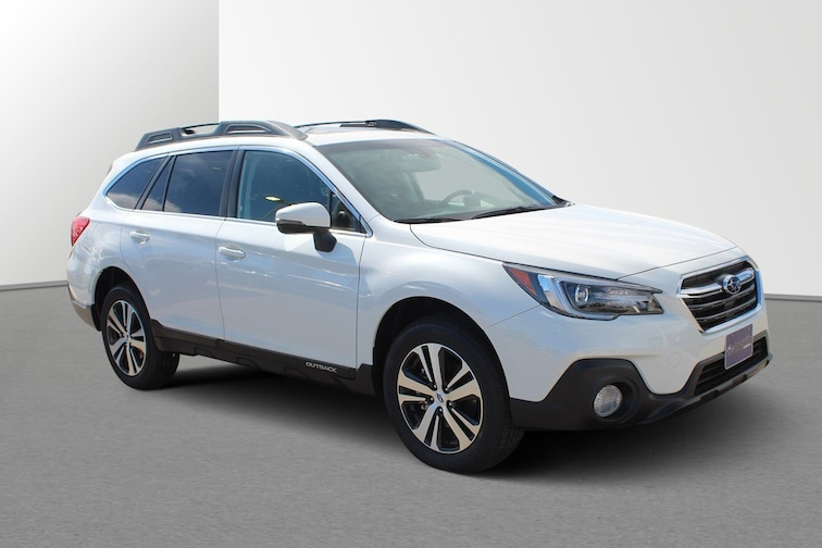 New 2019 Subaru Outback 3.6R Limited SUV for sale in Janesville