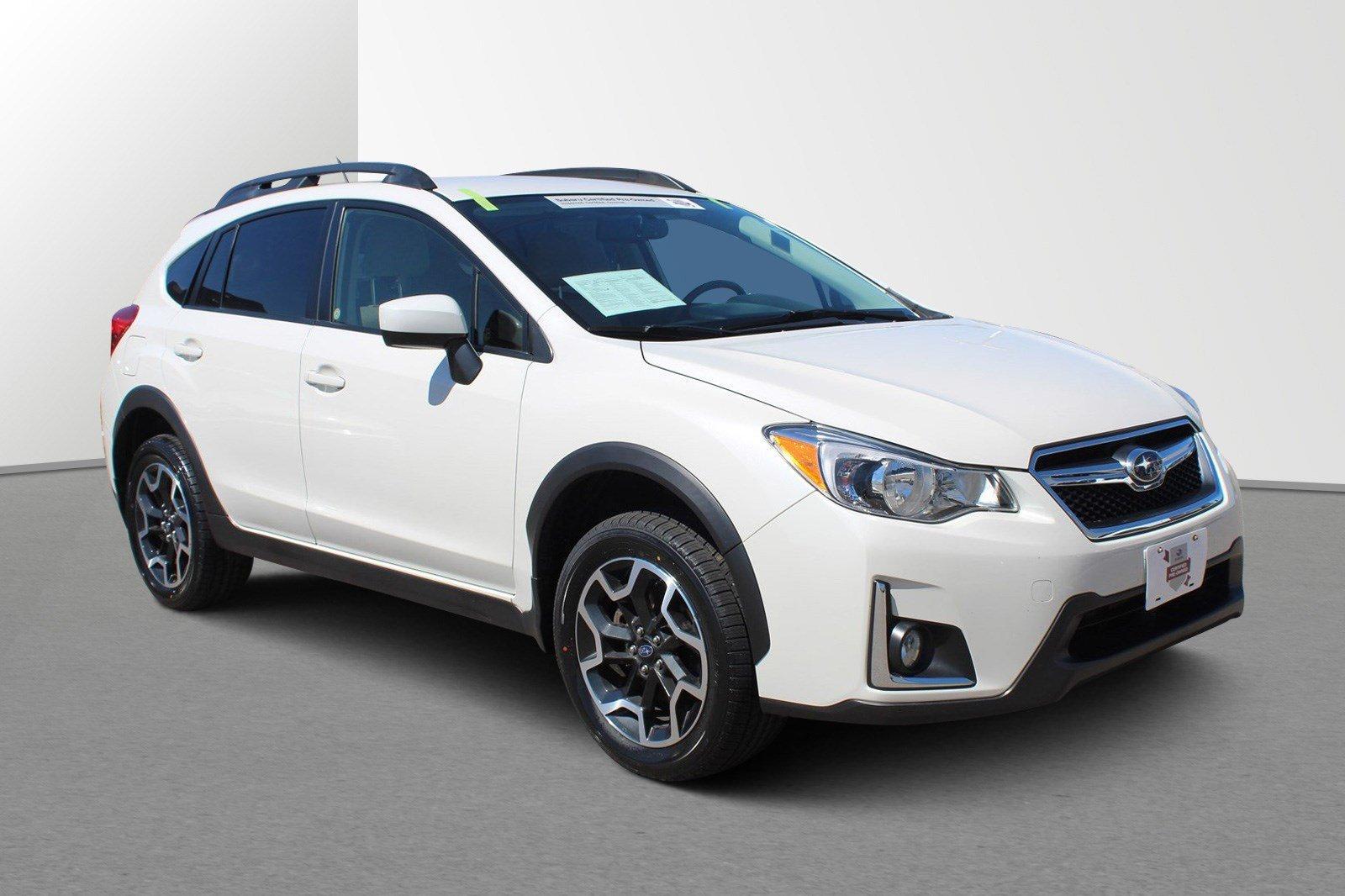 2016 Subaru Crosstrek Premium CVT 2.0i Premium