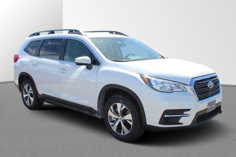 New 2019 Subaru Ascent Premium 8-Passenger SUV for sale in Janesville