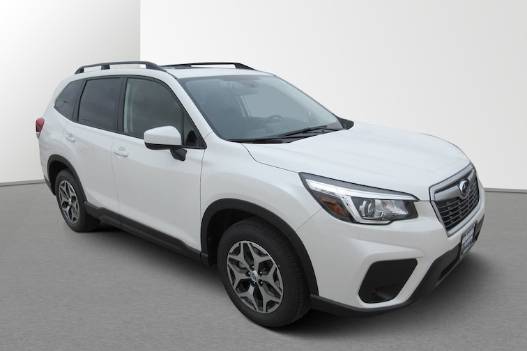 New 2019 Subaru Forester Premium SUV for sale in Janesville