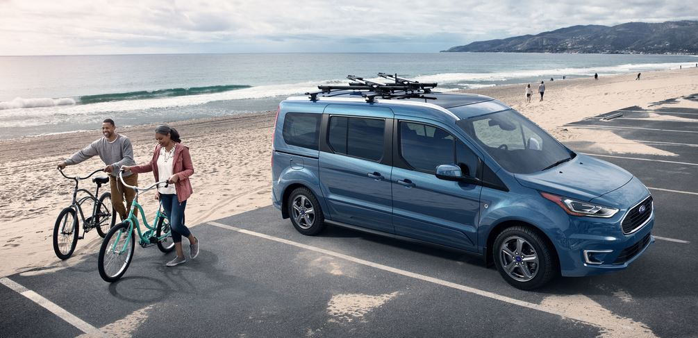 new Ford Transit Commercial