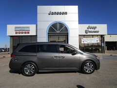 Used 2014 Honda Odyssey Touring Van 5FNRL5H96EB059139 in North Platte, NE