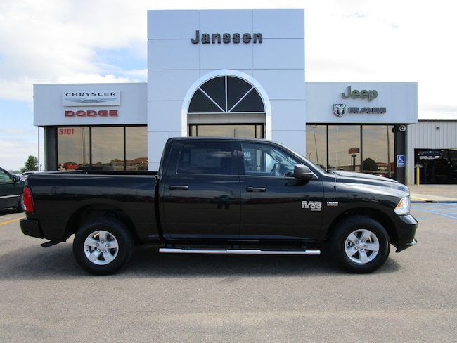 New 2019 Ram 1500 Classic Express 4x4 Crew Cab for-sale-in-North-Platte