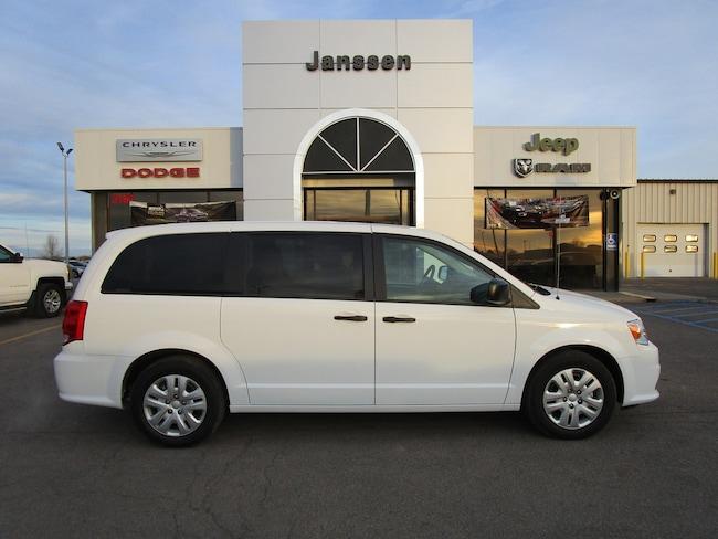New 2019 Dodge Grand Caravan SE Passenger Van for-sale-in-North-Platte