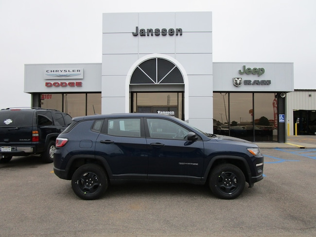 New 2019 Jeep Compass Sport 4x4 Sport Utility for-sale-in-North-Platte