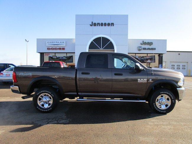 New 2018 Ram 2500 Tradesman 4x4 Crew Cab for-sale-in-North-Platte