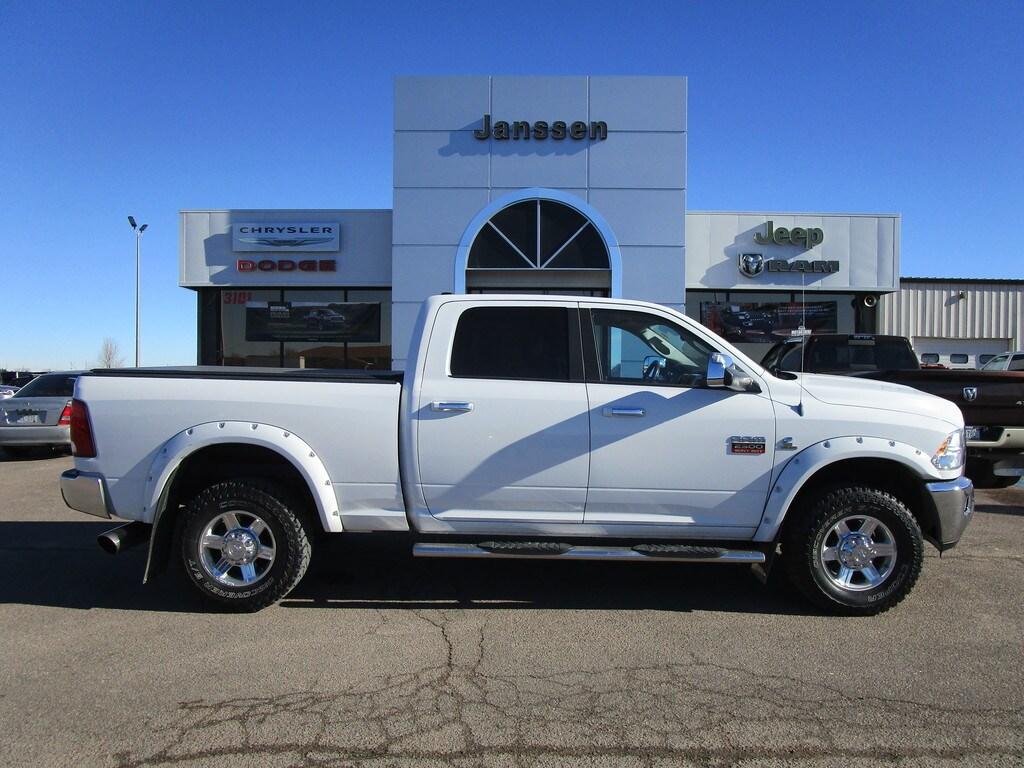 2012 Ram 2500 Laramie 4x4 Crew 6.4ft Truck Crew Cab