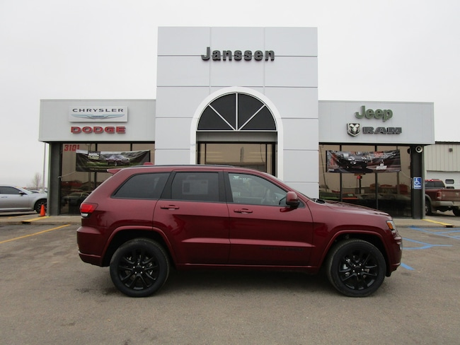 New 2019 Jeep Grand Cherokee Altitude 4x4 Sport Utility for-sale-in-North-Platte