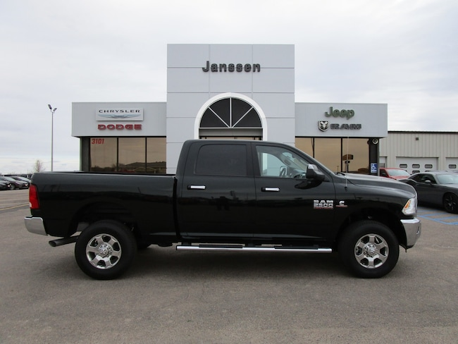 New 2018 Ram 2500 Big Horn 4x4 Crew Cab for-sale-in-North-Platte
