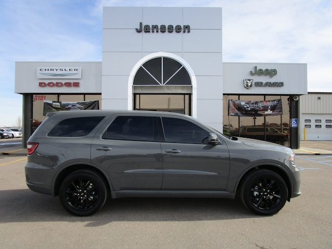 New 2019 Dodge Durango GT AWD Sport Utility for-sale-in-North-Platte