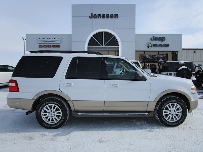 Used 2013 Ford Expedition XLT 4x4 SUV North Platte
