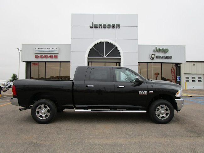 New 2018 Ram 3500 Big Horn 4x4 Mega Cab for-sale-in-North-Platte