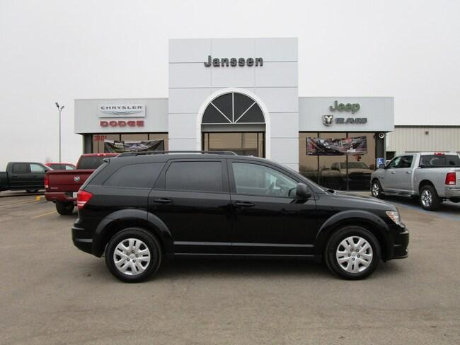 New 2018 Dodge Journey SE FWD Sport Utility for-sale-in-North-Platte