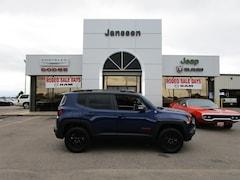 New 2018 Jeep Renegade Trailhawk 4x4 Sport Utility ZACCJBCB2JPH23735 in-North-Platte-NE