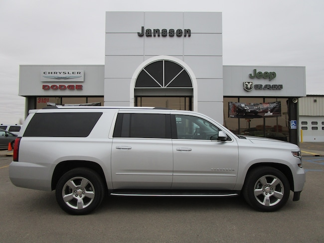 Used 2018 Chevrolet Suburban Premier SUV North Platte