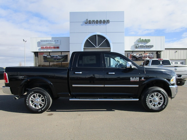 New 2018 Ram 3500 LARAMIE CREW CAB 4X4 6'4 BOX Crew Cab for-sale-in-North-Platte