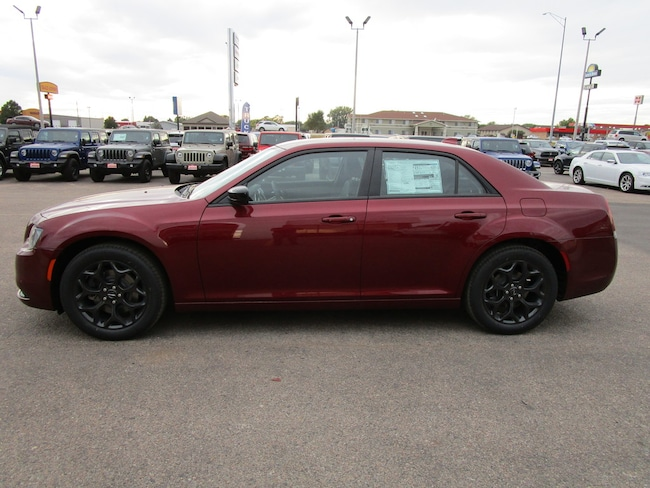 Janssen Ford Holdrege >> New 2019 Chrysler 300 Touring W/Sport For Sale at Janssen ...