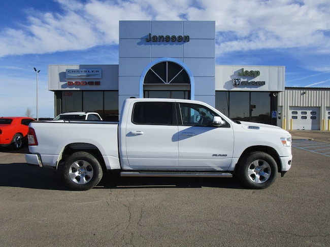 New 2019 Ram 1500 Big Horn Sport 4x4 For Sale In North Platte Ne