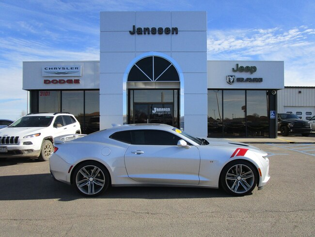 Used 2016 Chevrolet Camaro 2SS Coupe North Platte