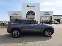 New 2019 Jeep Grand Cherokee LIMITED 4X4 Sport Utility 1C4RJFBG9KC666888 in-North-Platte-NE