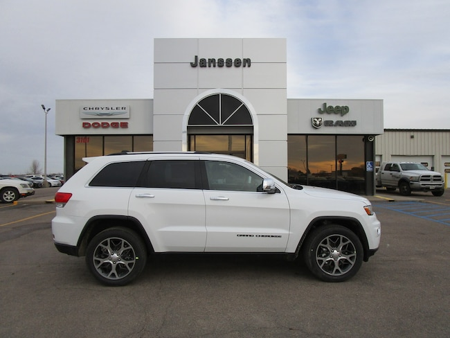 New 2019 Jeep Grand Cherokee Limited 4x4 Sport Utility for-sale-in-North-Platte