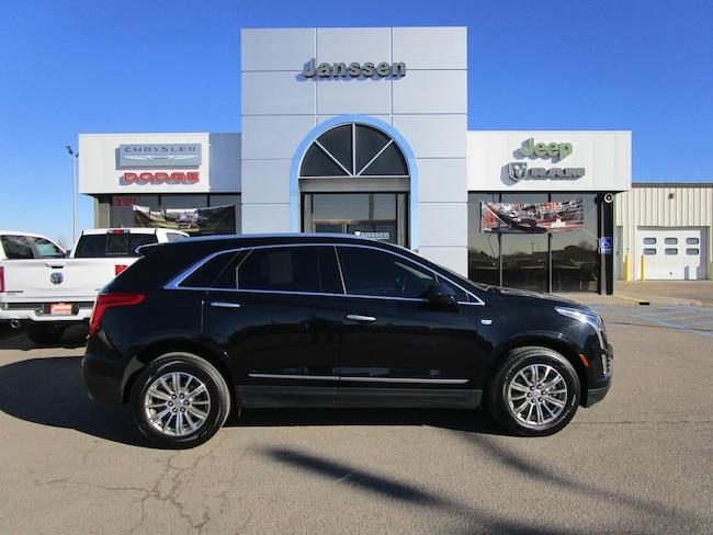 Used 2017 CADILLAC XT5 Luxury SUV North Platte