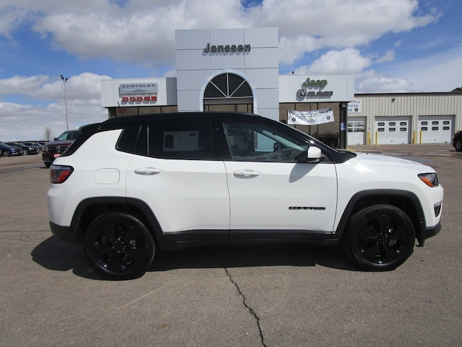 New 2019 Jeep Compass ALTITUDE 4X4 Sport Utility for-sale-in-North-Platte