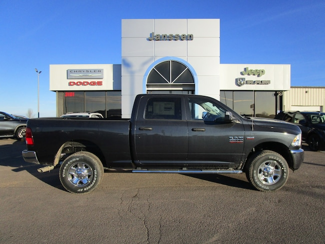 New 2018 Ram 3500 Tradesman 4x4 Crew Cab for-sale-in-North-Platte
