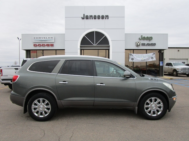Used 2011 Buick Enclave CXL FWD SUV North Platte