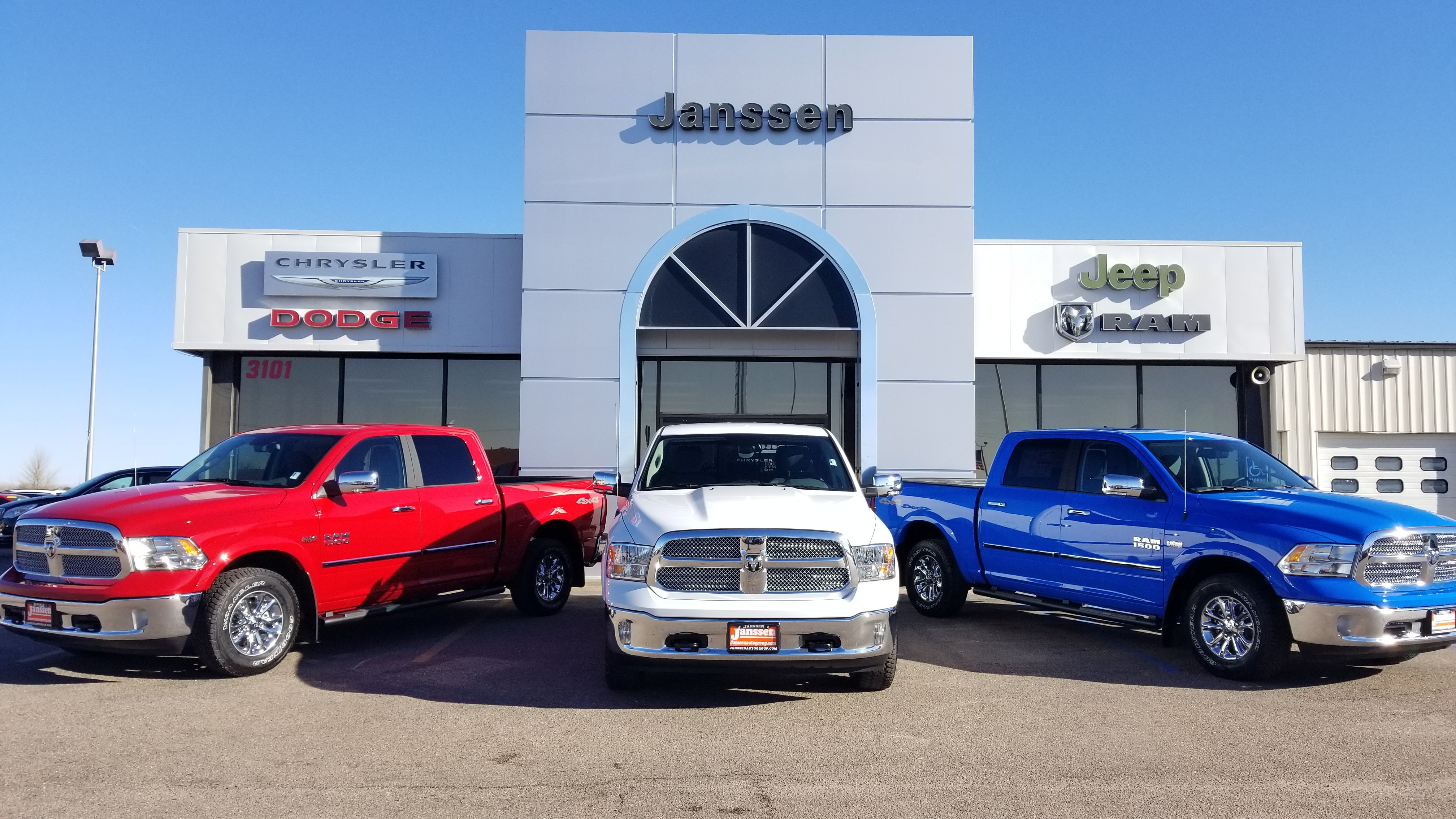 2019 Ram 2500 Incentives, Specials & Offers in North Platte NE