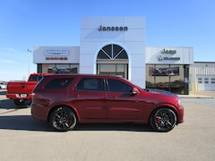 New 2018 Dodge Durango SRT AWD Sport Utility 1C4SDJGJ9JC482887 in-North-Platte-NE