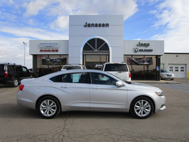 Used 2017 Chevrolet Impala LT w/1LT Sedan North Platte