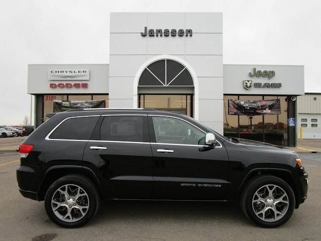 New 2019 Jeep Grand Cherokee Overland 4x4 Sport Utility for-sale-in-North-Platte