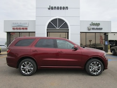 New 2019 Dodge Durango GT AWD Sport Utility 1C4RDJDG2KC526088 in-North-Platte-NE