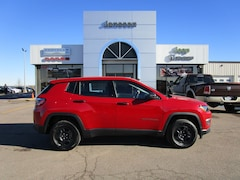 New 2019 Jeep Compass Sport 4x4 Sport Utility 3C4NJDAB7KT595221 in-North-Platte-NE