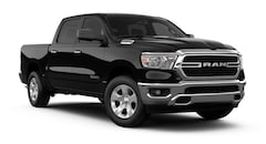 New 2019 Ram 1500 BIG HORN / LONE STAR CREW CAB 4X4 5'7 BOX Crew Cab 1C6SRFFT8KN803297 in-North-Platte-NE