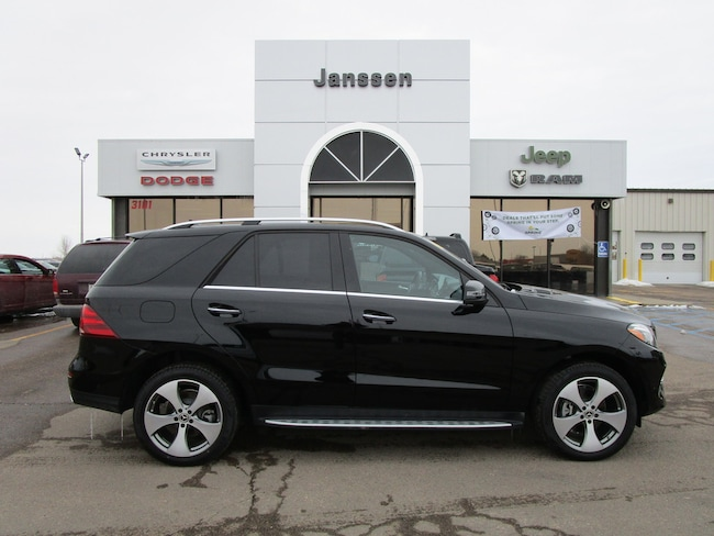 Used 2017 Mercedes-Benz GLE 350 4MATIC SUV North Platte