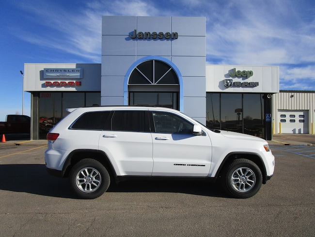 New 2019 Jeep Grand Cherokee Laredo 4x4 Sport Utility for-sale-in-North-Platte