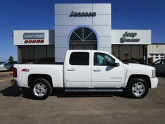 Used 2013 Chevrolet Silverado 1500 LTZ Truck Crew Cab in North Platte, NE