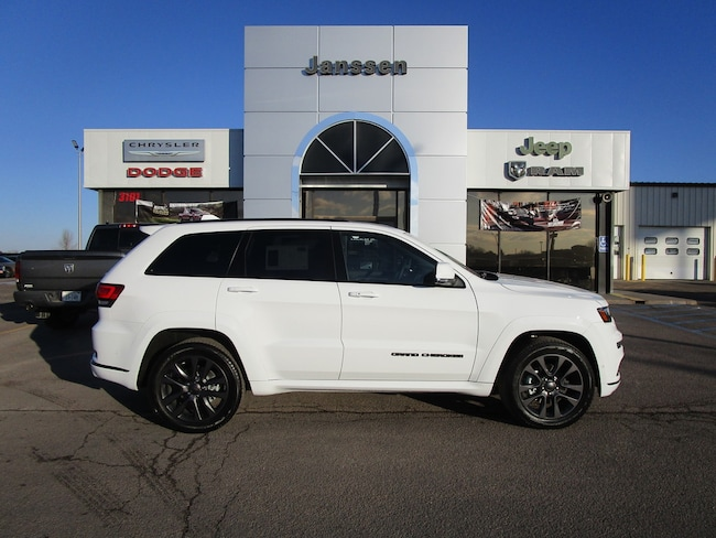 New 2019 Jeep Grand Cherokee High Altitude 4x4 Sport Utility for-sale-in-North-Platte