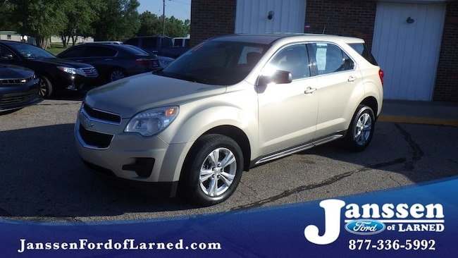 Used 2011 Chevrolet Equinox For Sale at Janssen Auto Group ...
