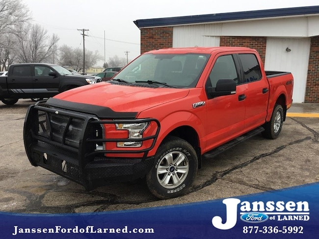 2015 Ford F150 Supercrew CREW XLT 302A