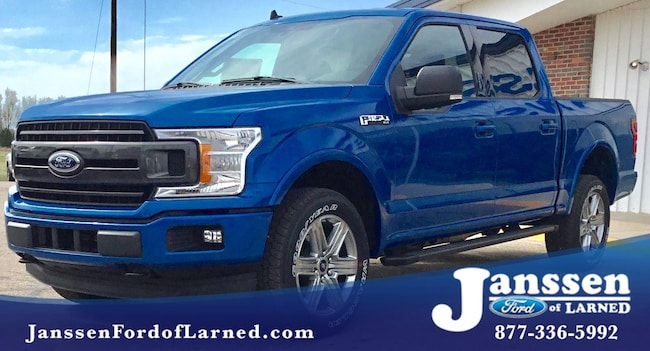 2019 Ford F-150 XLT Crew Cab Pickup - Short Bed