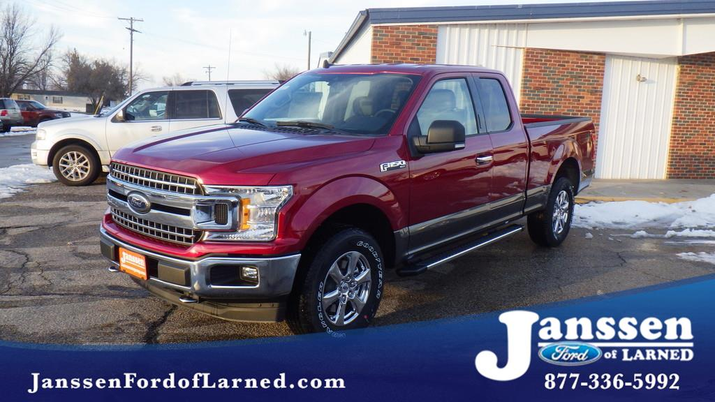 2019 Ford F-150 XLT Extended Cab Pickup - Standard Bed