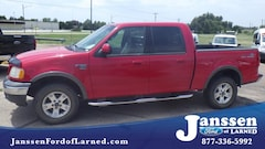 2003 Ford F150 Supercrew Truck SuperCrew Cab