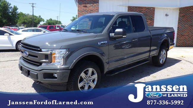 2018 Ford F-150 XL Extended Cab Pickup - Long Bed