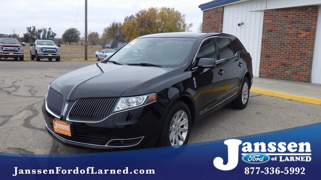 2016 Lincoln MKT Livery Sport Utility