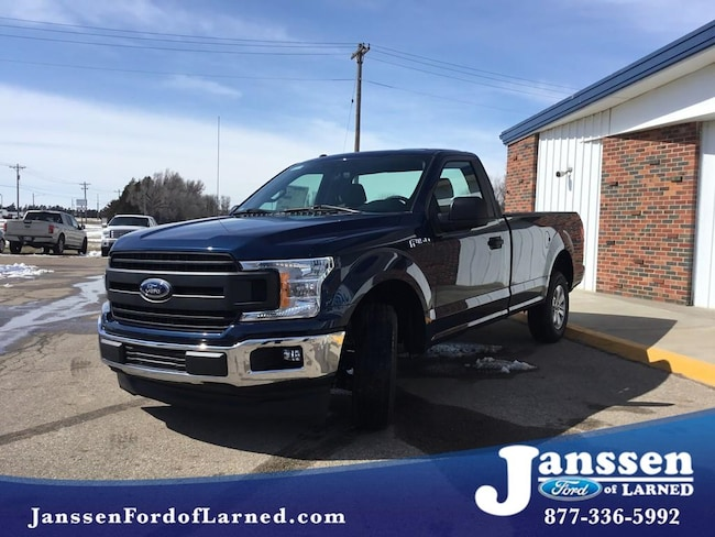 2019 Ford F-150 XL Regular Cab Pickup - Long Bed