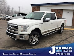 2015 Ford F-150 Lariat Extended Cab Pickup - Standard Bed
