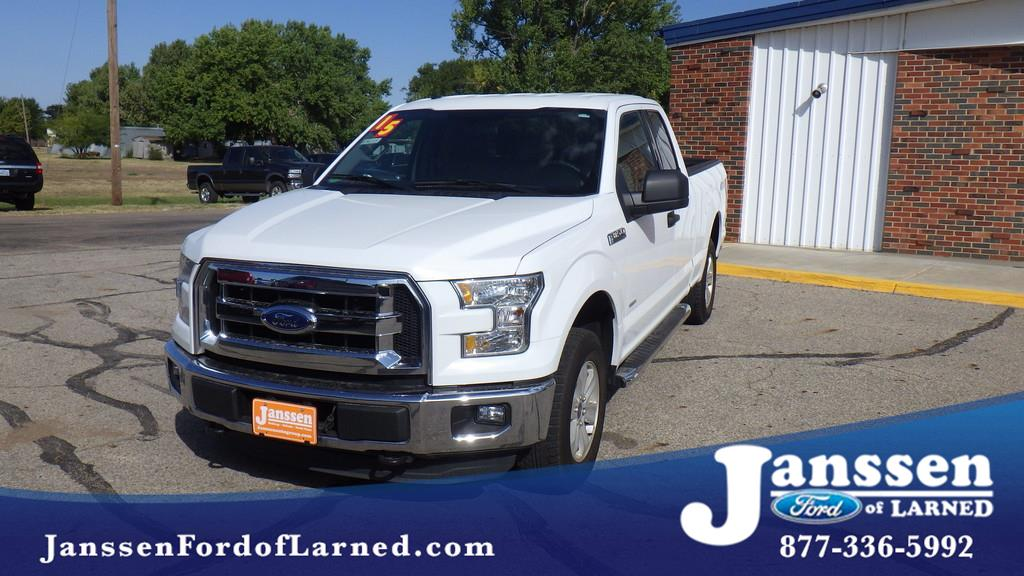 2015 Ford F-150 XLT Extended Cab Pickup - Standard Bed